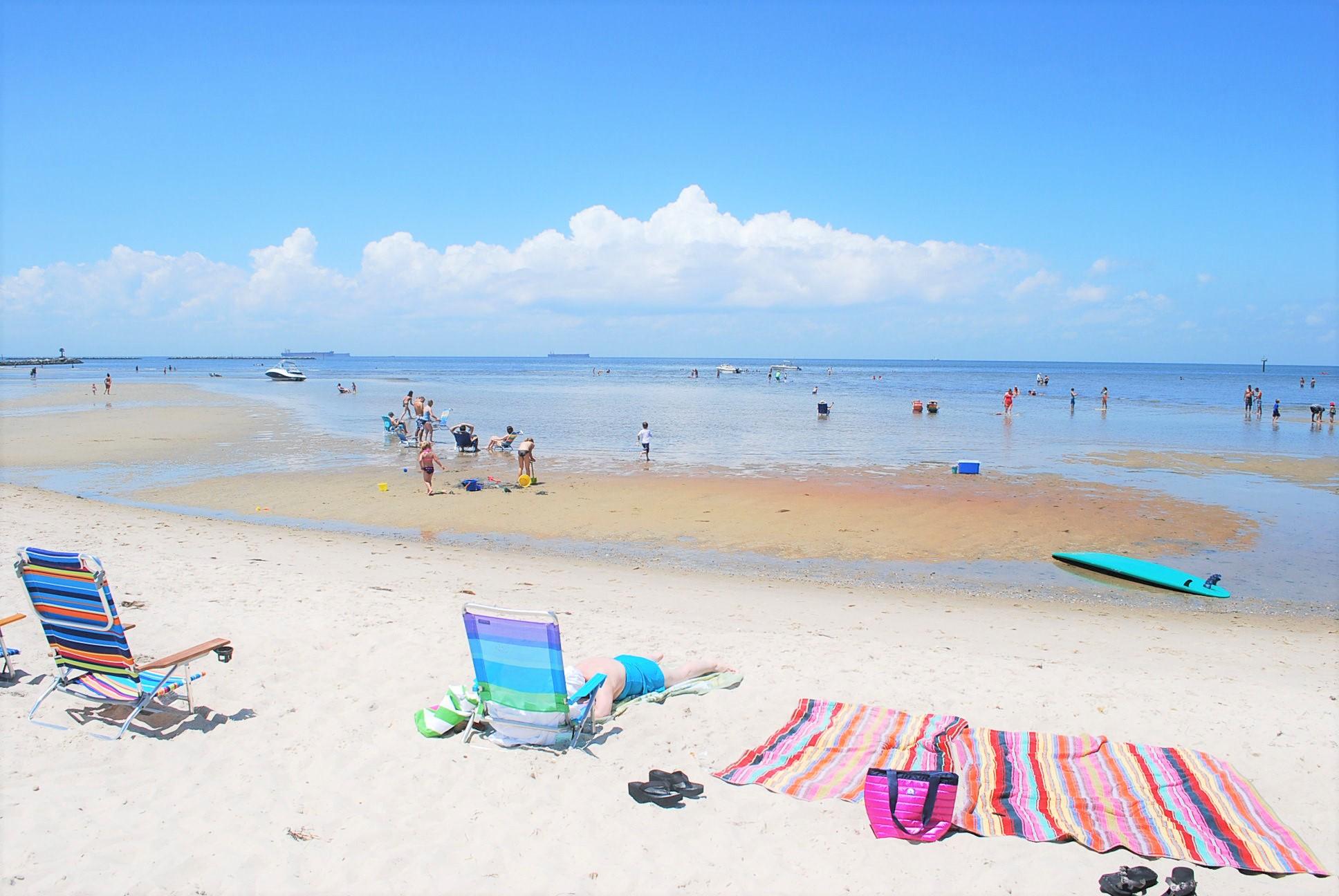 Cape Charles Town Beach