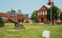 Accomac Courthouse