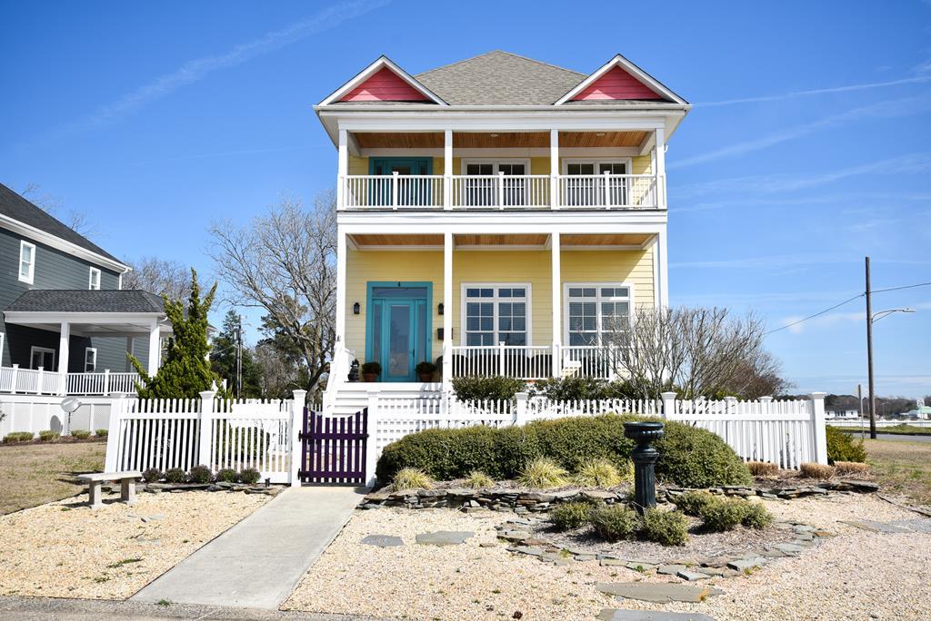 Cape Charles beach home
