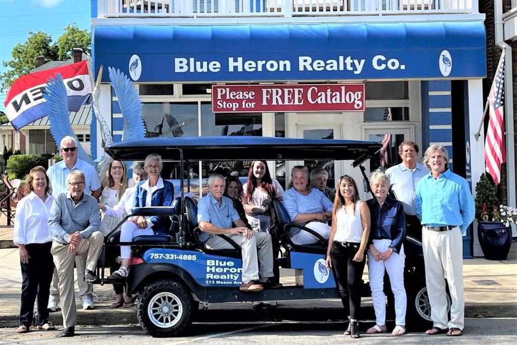 Blue Heron Team