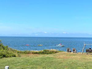 Bring or Rent Kayaks